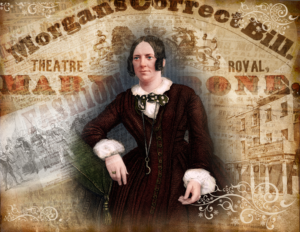 Mary Warner of the Marylebone Theater