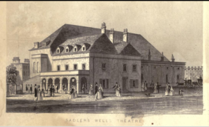 Sadler's Wells, 1850