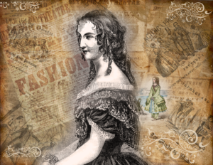 Anna Cora Mowatt and images of parlor theatricals