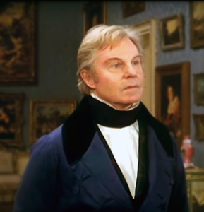 "Derek Jacobi in ""The Fool"" 1990"