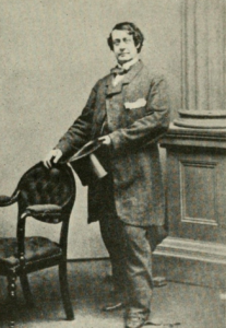 Comedian William Warren