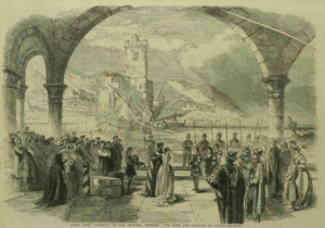 Othello at the Princess Theater in 1853